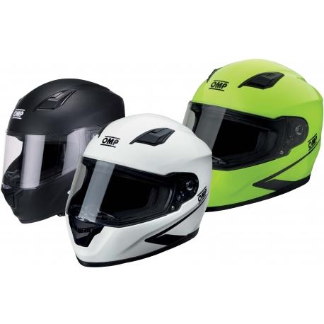 Helmet OMP Circuit EVO NEW, mondokart, kart, kart store