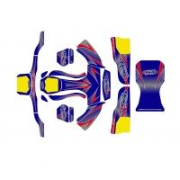 Bodyworks Stickers Kit CKR + Floorpan Baby Mini 60cc