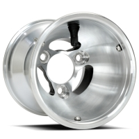 Llanta Trasera Aluminio Douglas DWT vented 145mm