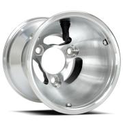 Jante Aluminium Arrière Douglas DWT vented 145mm, MONDOKART