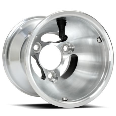 Cerchio Posteriore Alluminio Douglas DWT con razze 145mm