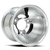 Llanta Delantero Aluminio Douglas DWT vented 130mm