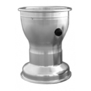 Llanta Trasera Aluminio Douglas DWT vented 180mm, MONDOKART