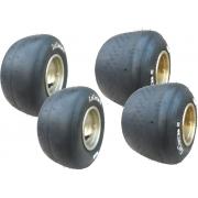 Tires Lecont SVB Option CIK FIA, mondokart, kart, kart store