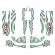 Kit adesivi TonyKart OTK Rookie 60 Mini / Baby per carenature