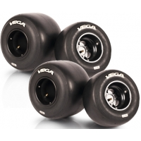 Juego Neumáticos Set Vega Blanca XM3 CIK PRIME NEW