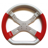 Steering Wheel Type TONYKART OTK 4 races High Grip - 340mm