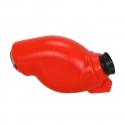 Air Filter Intake Silencer CIK FIA 60cc RR - ALIEN RED