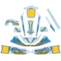 Kit Adhesivo Top-Kart 60cc Mini / Baby