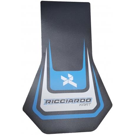 Adhesivo Plataforma Ricciardo Kart S11 OK OKJ y KZ, MONDOKART