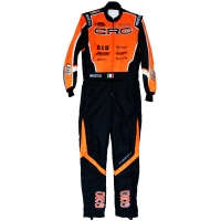 CRG Kart Suit ORANGE NEW!!
