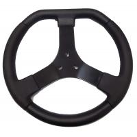 Steering Wheel Steel RENTAL Top-Kart 320mm NL32