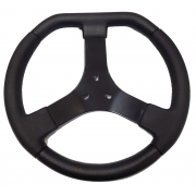 Steering Wheel Steel RENTAL Top-Kart 320mm NL32