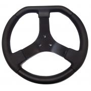 Volante Acero RENTAL Top-Kart 320mm NL32