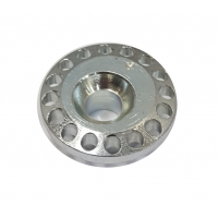 Bushing Eccentric Top-Kart Mini 8-18 SILVER