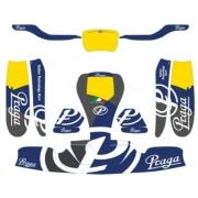 Stickers Kit for bodyworks KG 506 IPK Praga - NEW 2020