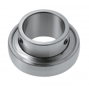 Axle Bearing 50mm with 3 grubscrews (80mm outer diameter)