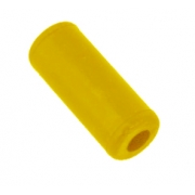 Rubber Yellow 25mm Rear Bumper Top-Kart Kid Kart, mondokart
