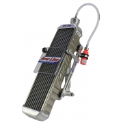 Radiateur New-Line OK LIGHT + Pare-Air, MONDOKART, kart, go