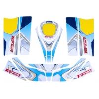 Kit Adhesif KID KART 50cc - Top-Kart RT17 RT20