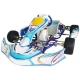 Kit adesivi Top Kart Twister 125cc KF KZ FP7 DUO EVO