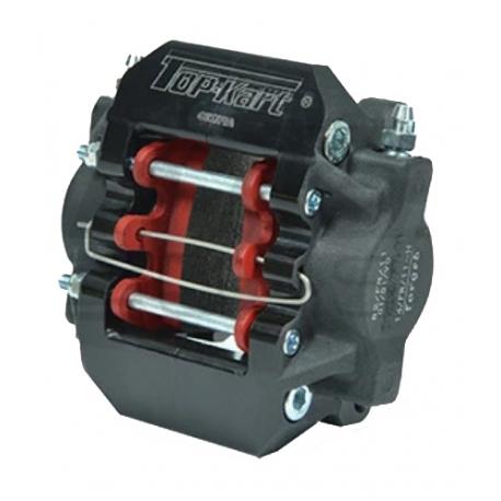 Brake Caliper Rear V05 V09 V10 V11 Black TOP-KART, mondokart