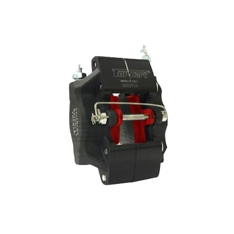 Bremssattel Vorne V05 - V11 Schwarz Top-Kart, MONDOKART, kart