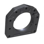 Achsträger Dreamer Bremsseite SR30.2 OK OKJ Aluminium Top-Kart