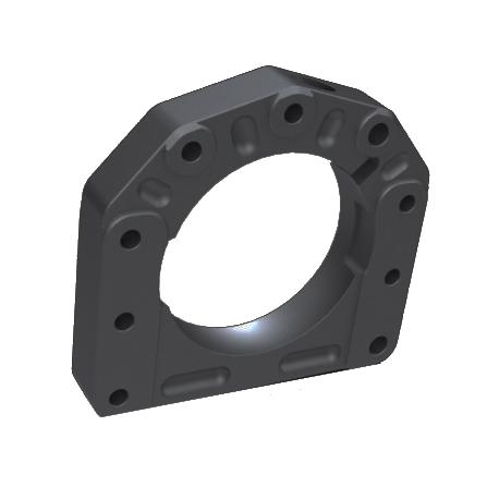 PortaRodamiento Lado Freno Dreamer SR30.2 OK OKJ Aluminium