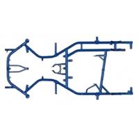 Rahmen Top-Kart Bullet EVO OK OKJ