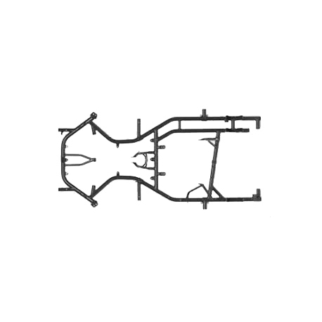 Rahmen Top-Kart Bullet EVO OK OKJ - GREZZA, MONDOKART, kart, go