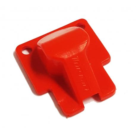Cuffia Rossa Pompa Freno con recupero Speedy Twister Bullett