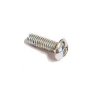 Screw Rounded Head M4x12 mm