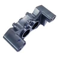 Semi-Pinza Pinza Freno Posteriore (a molle) Top-Kart Twister Bullett