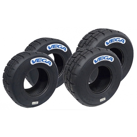 Tires Vega RAIN WM1 CIK FIA, mondokart, kart, kart store