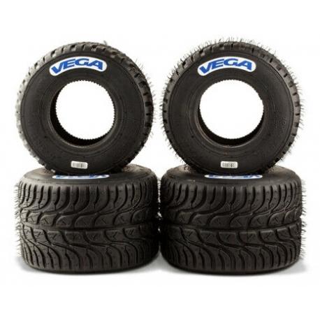 Tires Vega Rain W6 CIK W, mondokart, kart, kart store, karting
