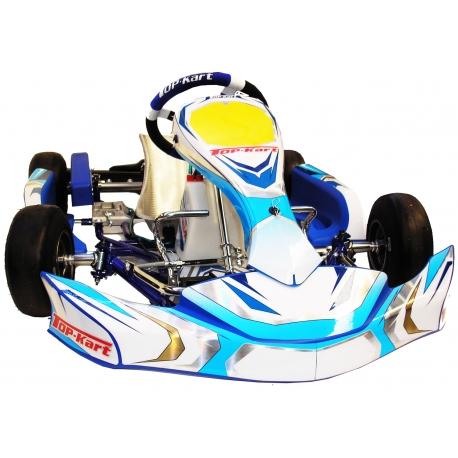 Chasis Nuevo Top-Kart Blue Eagle MINI - NEW 2020, MONDOKART