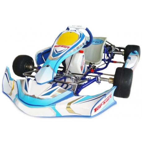 Chassis Neuf Top-Kart Bullet Evo OK OKJ KF - NEW 2020