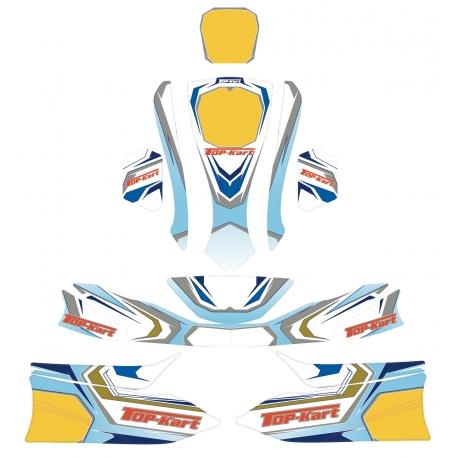 Kit Adhesif KID KART 50cc - Top-Kart RT21, MONDOKART, kart, go