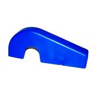 Paracatena Protezione Catena Blu Top-Kart