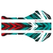 Boden-Platten-Aufkleber Racing EVO MINI IPK Formula K NEW!
