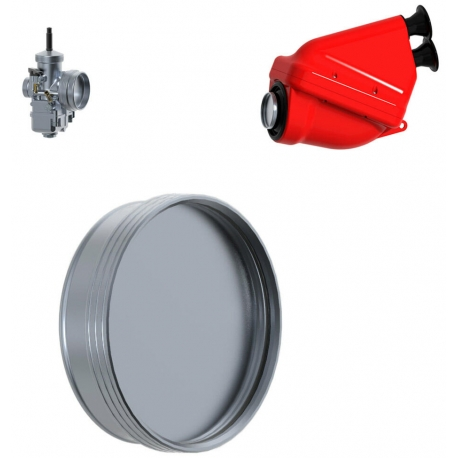 Cover Double Use Carburettor / Air Filter, mondokart, kart