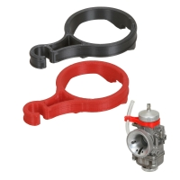 Support pour Durit Essence Carburateur DellOrto 30mm