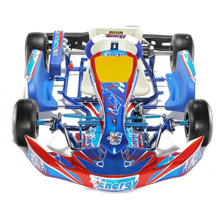 Kit Adhesivos Energy Storm Mini MK14, MONDOKART, kart, go kart