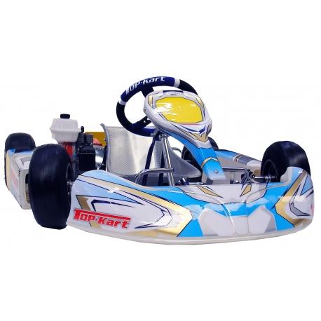 Chasis Nuevo (SIN MOTOR) Top-Kart KID KART 50cc - RT20 - PACK