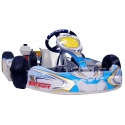 Chasis Nuevo Top-Kart KID KART 50cc - RT20 (Sin Motor, Sin Neumaticos)