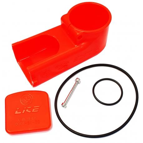 RAIN Dust Cover Air Filter Intake Silencer LKE - TM Racing K3 -