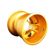 Front Rim Mondokart Standard Magnesium GOLD, mondokart, kart