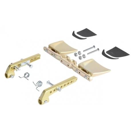 Kit pedals (pedals) retracted OTK Tonykart MINI, mondokart