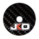 Arandela Seguridad CARBON Jecko M8-53mm, MONDOKART, kart, go